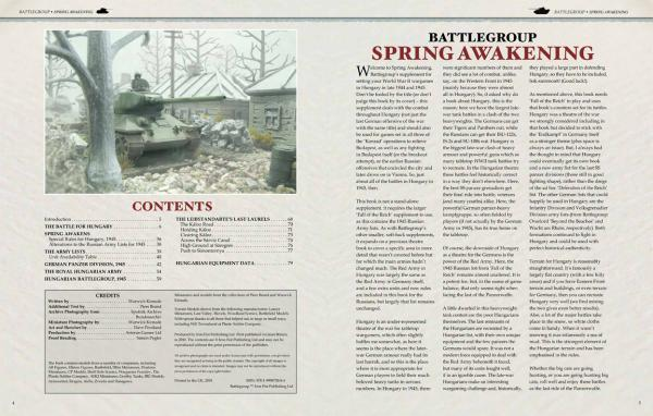 Battlegroup – Spring Awakening