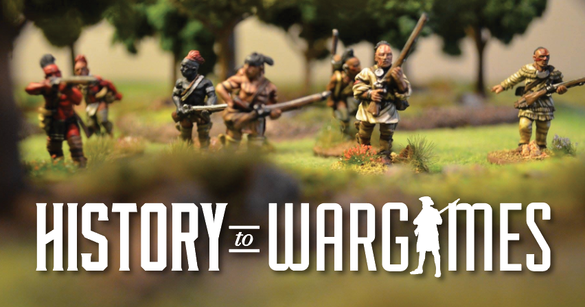 Visit for the history and stay for the war gaming.